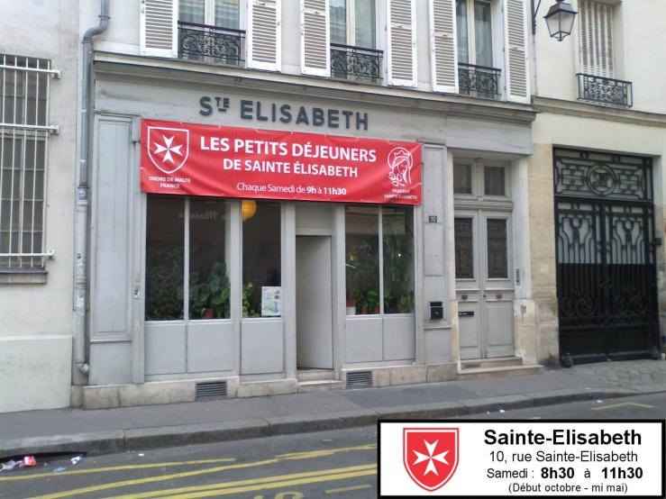Sainte-Elisabeth-mod